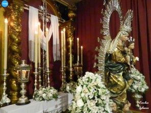 Veneración a la Virgen del Rosario de las Aguas // Carlos Iglesia