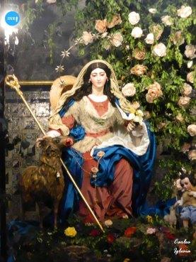 Veneración a la Pastora de Triana // Carlos Iglesia