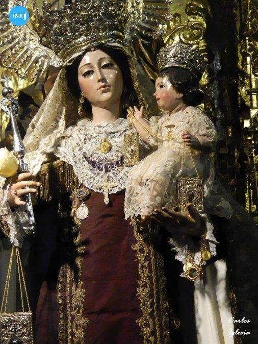 Veneración a la Virgen del Carmen de Santa Ana // Carlos Iglesia