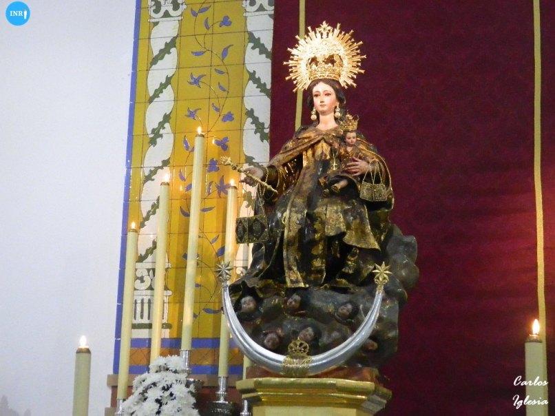 Veneración a la Virgen de Calatrava // Carlos Iglesia