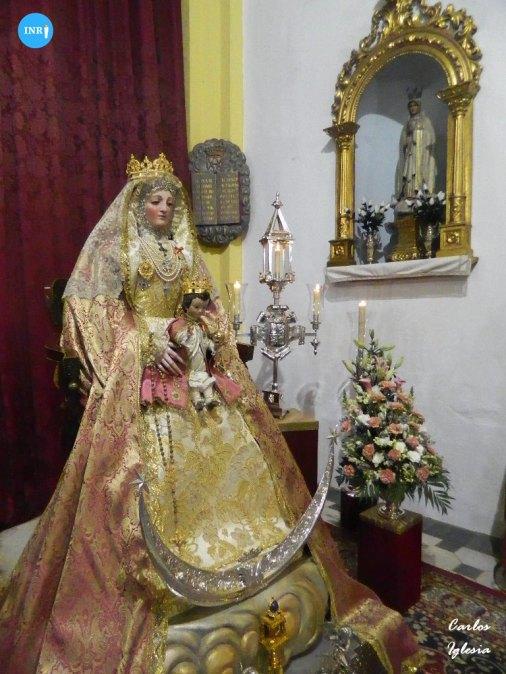 Veneración a la Virgen de los Reyes de los Sastres // Carlos Iglesia