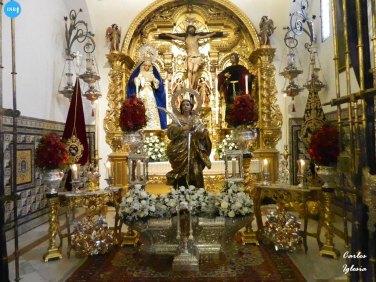 Veneración a Santa Lucía // Carlos Iglesia