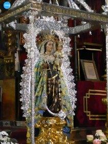 Veneración de la Virgen de la Hiniesta Gloriosa // Carlos Iglesia