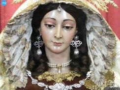 Veneración a la Virgen del Carmen de San Leandro // Carlos Iglesia