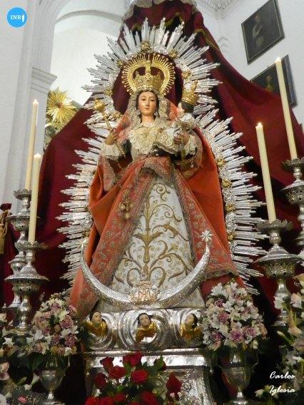 Virgern de la Alegría // Carlos Iglesia