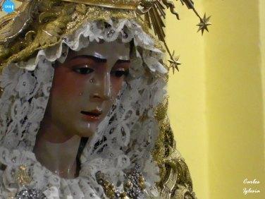 Veneración a la Virgen del Rocío de la Redención // Carlos Iglesia