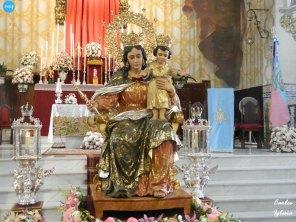 Veneración de María Auxiliadora de Triana // Carlos Iglesia