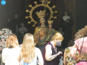 Veneración de María Auxiliadora de Nervión // Carlos Iglesia