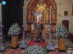 Veneración de la Virgen del Rosario de la Corona // Carlos Iglesia