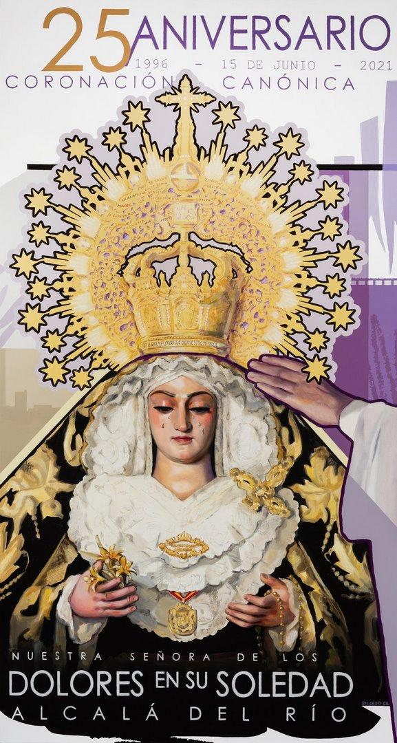 Cartel Soledad de Alcalá del Río