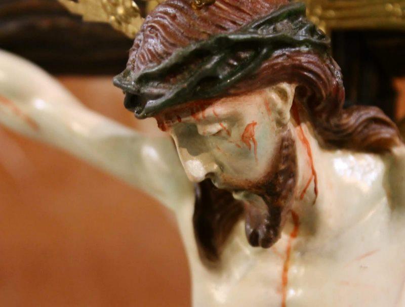 Crucifijo de los Desamparados de Alcosa