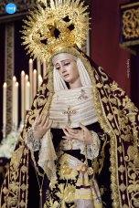 Veneración a la Virgen de la Victoria de las Cigarreras // Ángela Vilches