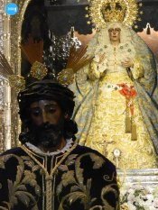 Veneración al Señor de la Sentencia de la Macarena // Carlos Iglesia