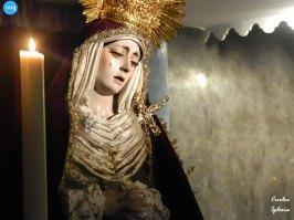 Veneración de la Virgen del Desconsuelo y Visitación de Pasión y Muerte // Carlos Iglesia