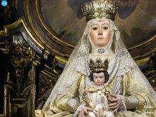 Virgen de las Nieves de San isidoro // Carlos Iglesia