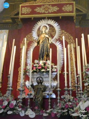Veneración del Inmaculado Corazón de María de Torreblanca // Carlos Iglesia