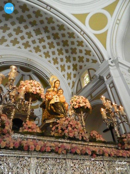 Veneración del Inmaculado Corazón de María de Heliópolis de la Misión // Carlos Iglesia