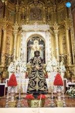 Veneración al Señor de la Sentencia de la Macarena // Ángela Vilches