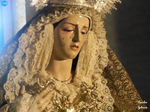 Virgen de la Antigua y Siete Dolores de Pablo Gallardo // Carlos Iglesia