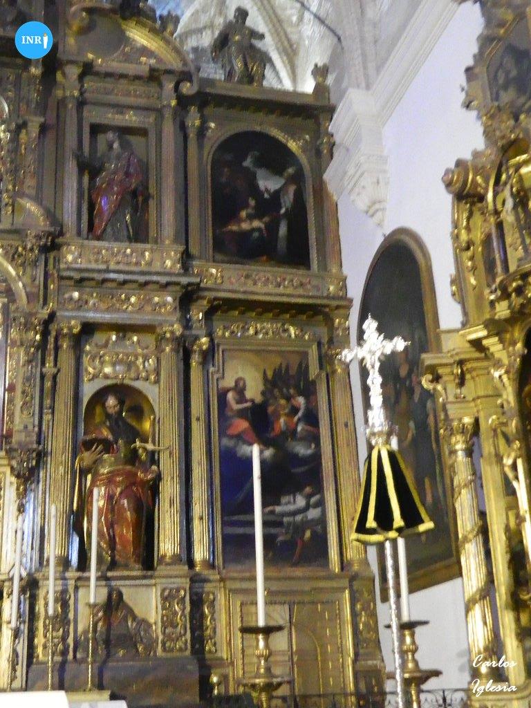 Retablo de la Lanzada // Carlos Iglesia
