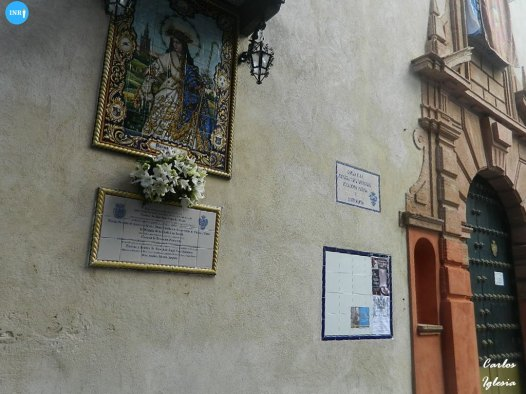 Imposición de la medalla a la Pastora de Santa Marina // Carlos Iglesia