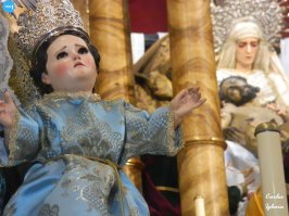 Virgen de la Paz de la Sagrada Mortaja // Carlos Iglesia