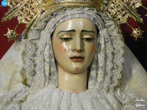 Virgen de Gracia y Amparo de los Javieres // Carlos Iglesia