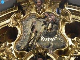Restauración de la capilla sacramental de San Jacinto // Carlos Iglesia