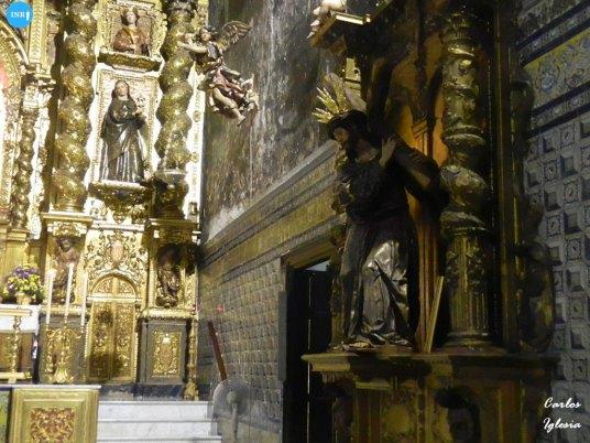 Señor del Perdón de las clarisas de Santa María de Jesús // Carlos Iglesia