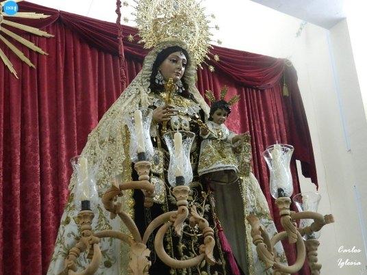 Virgen del Carmen de San Leandro // Carlos Iglesia