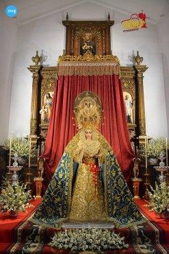 Veneración de la Virgen de la Salud de San Gonzalo // Benito Álvarez