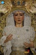 Veneración de la Virgen de las Mercedes de Santa Genoveva // Benito Álvarez