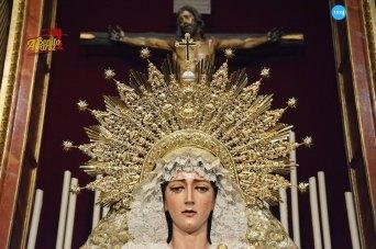 Veneración de la Virgen de Consolación de la Sed // Benito Álvarez