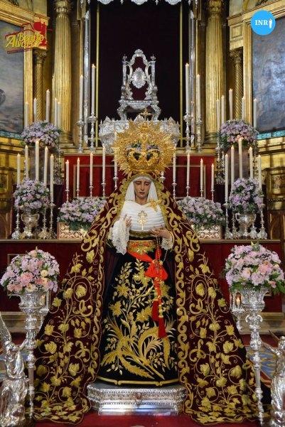 Veneracion de la Virgen de los Dolores del Cerro // Benito Álvarez
