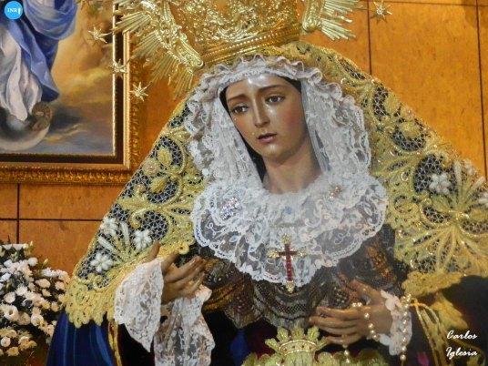 Veneración de la Virgen de las Maravillas de San Diego // Carlos Iglesia