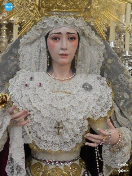 Veneración de la Virgen del Dulce Nombre de Bellavista // Carlos Iglesia
