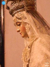 Veneración de la Virgen de la Merced de San Gregorio // Carlos Iglesia