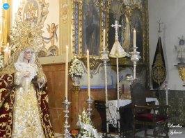 Veneración de la Virgen de las Mercedes de Santa Genoveva // Carlos Iglesia