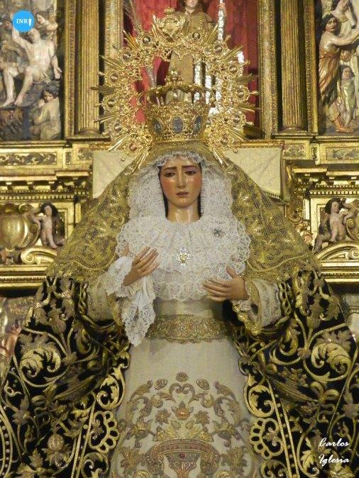 Veneración a la Virgen del Dulce Nombre // Carlos Iglesia