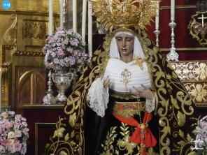 Veneracion de la Virgen de los Dolores del Cerro // Carlos Iglesia