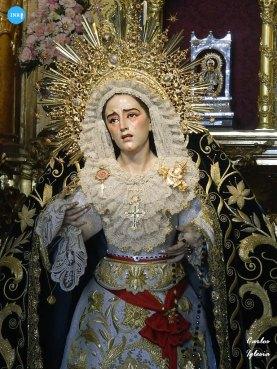 Veneración a la Virgen de los Dolores y Misericordia de Jesús Despojado // Carlos Iglesia