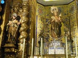 Retablo de la Virgen del Amparo // Carlos Iglesia
